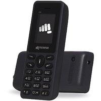 Micromax X595 Dual Sim Mobile Phone Grey