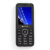 Micromax X701 Dual Sim Mobile Phone Black