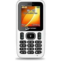 Micromax X701 Dual Sim Mobile Phone White