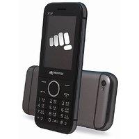 Micromax X707 Dual Sim Mobile Phone Grey