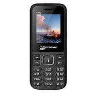 Micromax X726 Dual Sim Mobile Phone Black