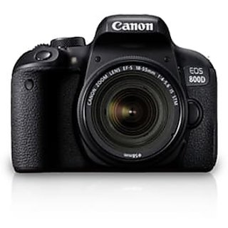 Canon EOS 800D Kit (EF S18-55 IS STM) 24.2 MP...