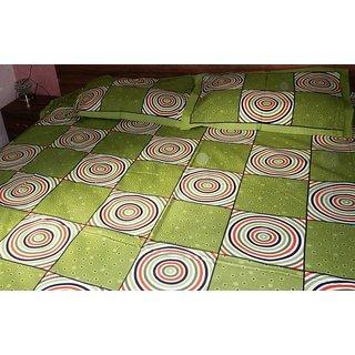 shoppingtara Jaipuri Double Bed Sheet