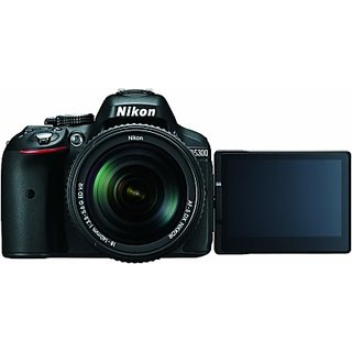 Nikon D5300 DSLR Camera with AF-S 18-140 mm VR Lens