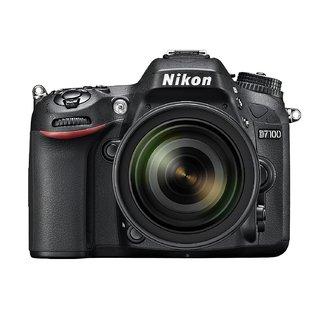 Nikon D7100 DSLR Camera with AF-S 16-85mm VR Kit Lens (Black)