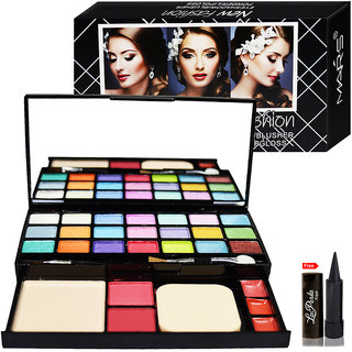 Mars New Fashion Eyeshadow With Laperla Kajal