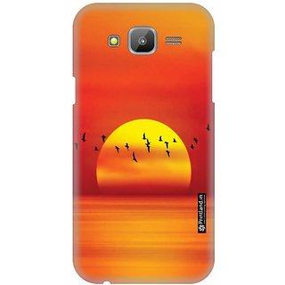 Printland Back Cover For Samsung Galaxy J5
