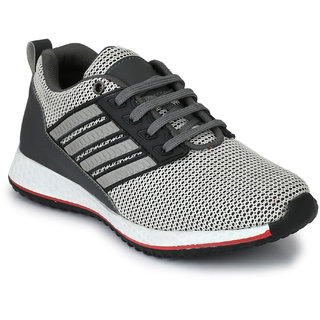 Lavista Men's White Net Febric Casual Shoe