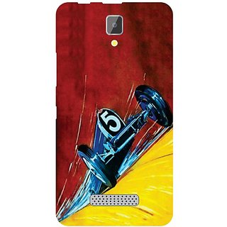 Printland Back Cover For Lenovo A2010