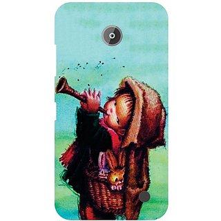 Printland Back Cover For Nokia Lumia 630