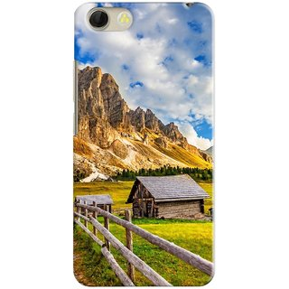 PREMIUM STUFF PRINTED BACK CASE COVER FOR OPPO A59  DESIGN 5269