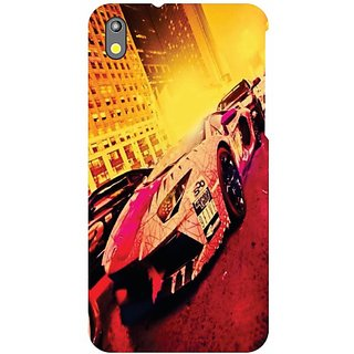 Printland Back Cover For HTC Desire 816G