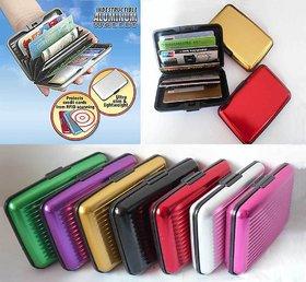 Aluma Wallet (Pack of 3 pcs) - Assorted Colours