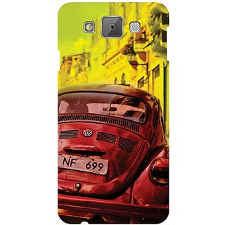 Printland Back Cover For Samsung Galaxy E7
