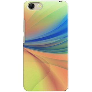 PREMIUM STUFF PRINTED BACK CASE COVER FOR OPPO R1201 NEO5  DESIGN 5871