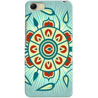 PREMIUM STUFF PRINTED BACK CASE COVER FOR OPPO R1201 NEO5  DESIGN 5873