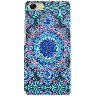 PREMIUM STUFF PRINTED BACK CASE COVER FOR OPPO R1201 NEO5  DESIGN 5905