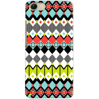 PREMIUM STUFF PRINTED BACK CASE COVER FOR OPPO R1201 NEO5  DESIGN 5971
