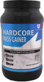 GXN Hardcore Mass Gainer 3lb, Strawberry Creme'
