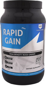 GXN Rapid Gain Plus 3lb, Multi Flavou
