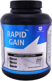 GXN Rapid Gain Plus 6lb, Strawberry Creme'