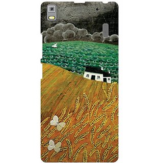 Printland Back Cover For Lenovo A7000 PA030023IN