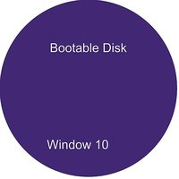 Windows 10. 64 bit on Bootable Upgrade/Repair/Re-Install DVD