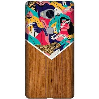 Printland Back Cover For Huawei Honor 5X
