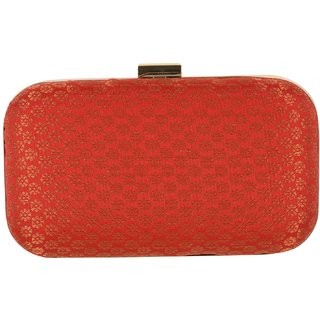 CRFTZEN Party Wear hand Bag or Purse Clutch for Women,Girls  Ladies - Best Gift For Your Loved Ones