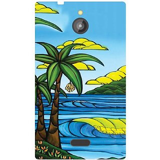 Printland Back Cover For Nokia X2
