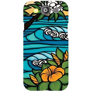 Printland Back Cover For Samsung Galaxy S3 Neo
