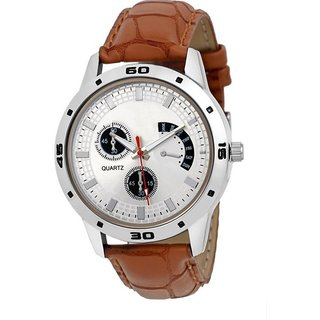 TRUE CHOICE NEW SUPER QUELITY WATCH FOR MEN WITH 6 MONTH WARRANTY