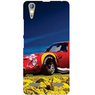 Printland Back Cover For Lenovo A6000