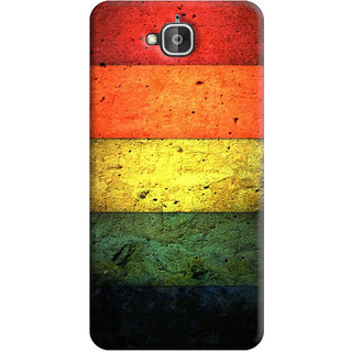 FurnishFantasy Back Cover for Huawei Honor Holly 2 Plus - Design ID - 0419