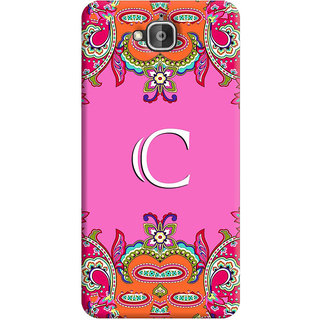 FurnishFantasy Back Cover for Huawei Enjoy 5 - Design ID - 1249