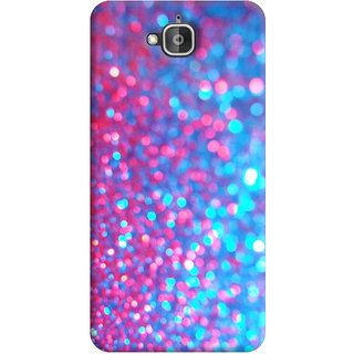 FurnishFantasy Back Cover for Huawei Honor Holly 2 Plus - Design ID - 0718