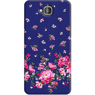 FurnishFantasy Back Cover for Huawei Honor Holly 2 Plus - Design ID - 1020