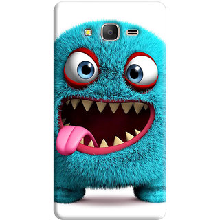 FurnishFantasy Back Cover for Samsung Galaxy Grand Prime - Design ID - 0478