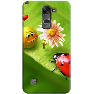 FurnishFantasy Back Cover for LG Stylus 2 - Design ID - 0723