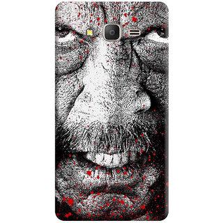 FurnishFantasy Back Cover for Samsung Galaxy J2 Ace - Design ID - 0130
