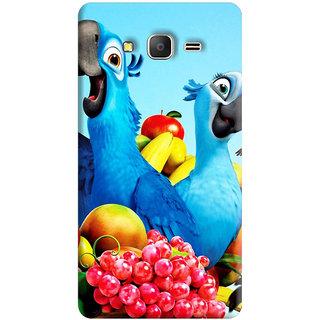 FurnishFantasy Back Cover for Samsung Galaxy J2 Ace - Design ID - 0369