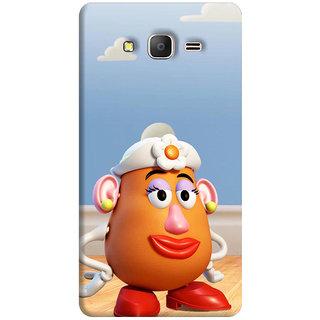 FurnishFantasy Back Cover for Samsung Galaxy J2 Ace - Design ID - 0814
