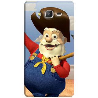 FurnishFantasy Back Cover for Samsung Galaxy J2 Ace - Design ID - 0815