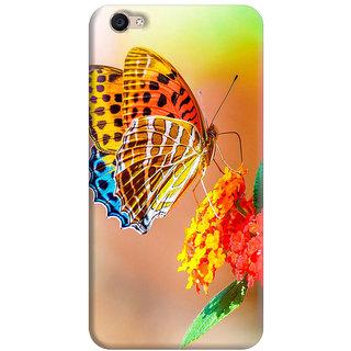 FurnishFantasy Back Cover for Vivo Y55L - Design ID - 0265