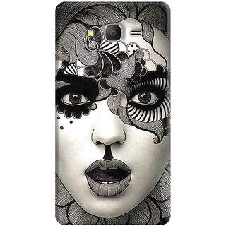 FurnishFantasy Back Cover for Samsung Galaxy J2 Ace - Design ID - 0337
