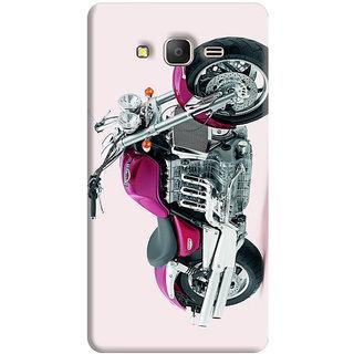 FurnishFantasy Back Cover for Samsung Galaxy J2 Ace - Design ID - 0818