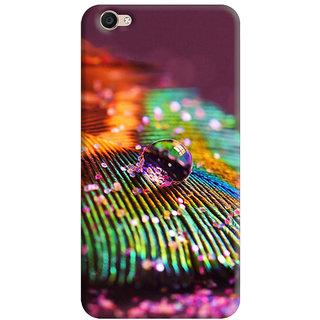FurnishFantasy Back Cover for Vivo Y55L - Design ID - 0267