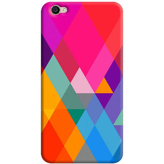 FurnishFantasy Back Cover for Vivo Y55L - Design ID - 0434