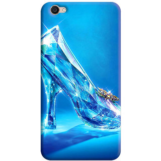 FurnishFantasy Back Cover for Vivo Y55L - Design ID - 0437