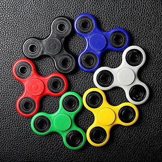 MO Fidget Spinner Stress Relief Device High Quality Assorted Colors